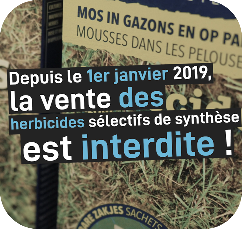interdiction des herbicides sélectifs